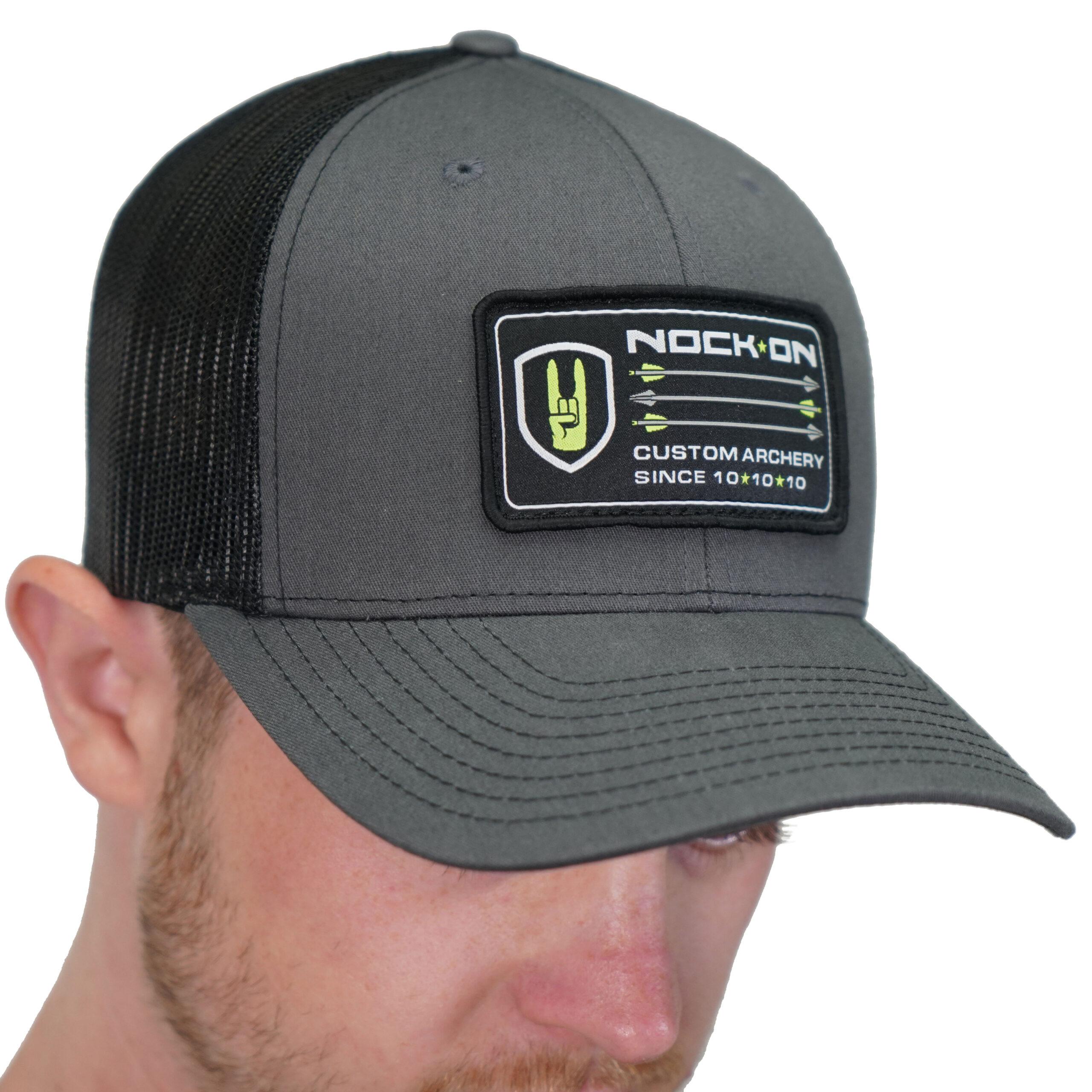 Nock On Triple 10 Hat