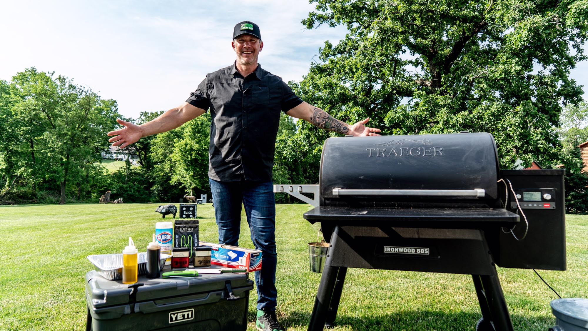 Traeger Grilling 101