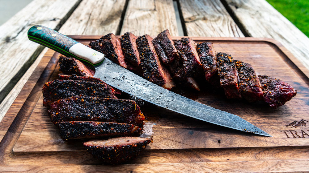 The Ultimate Traeger Tri Tip
