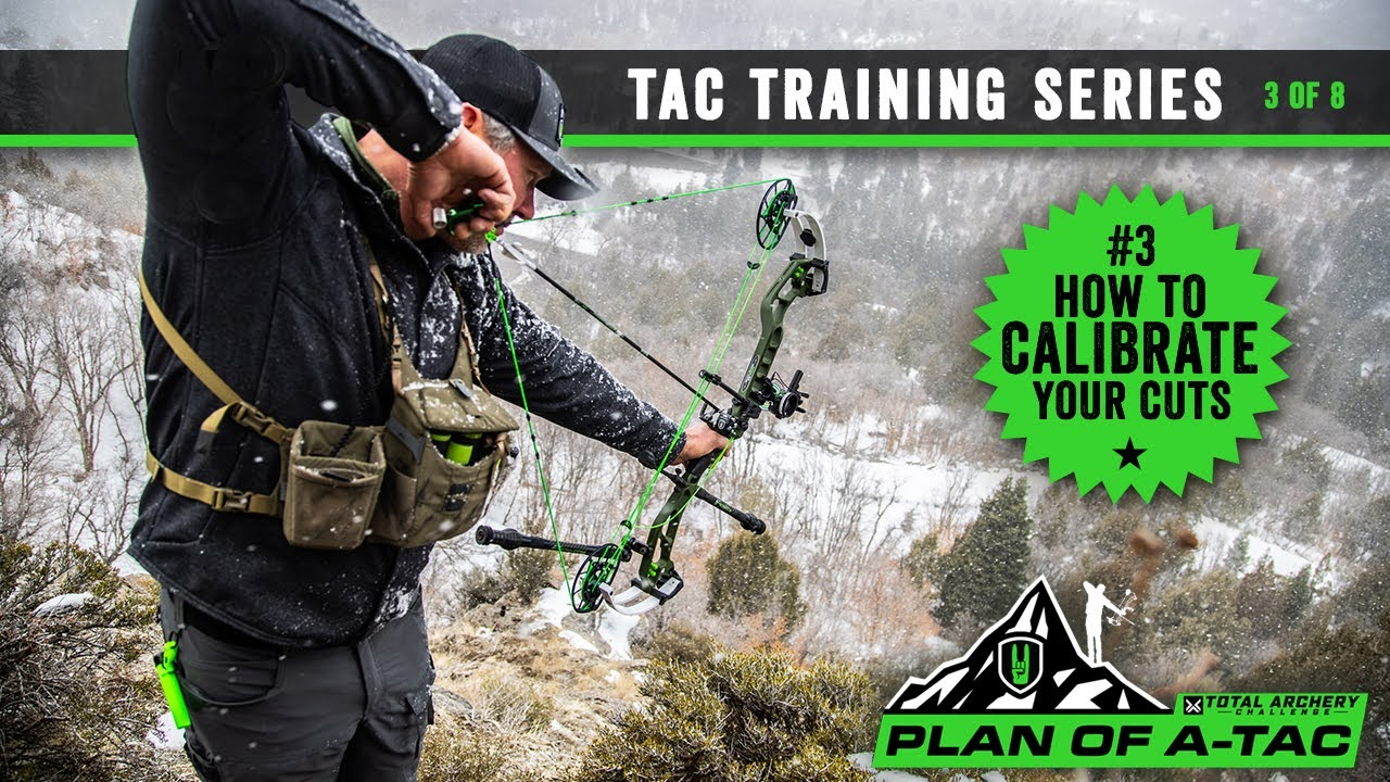PLAN OF A-TAC: #3 How to Calibrate your Cuts